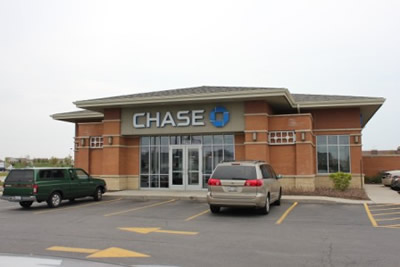 Chase Bank Storefront